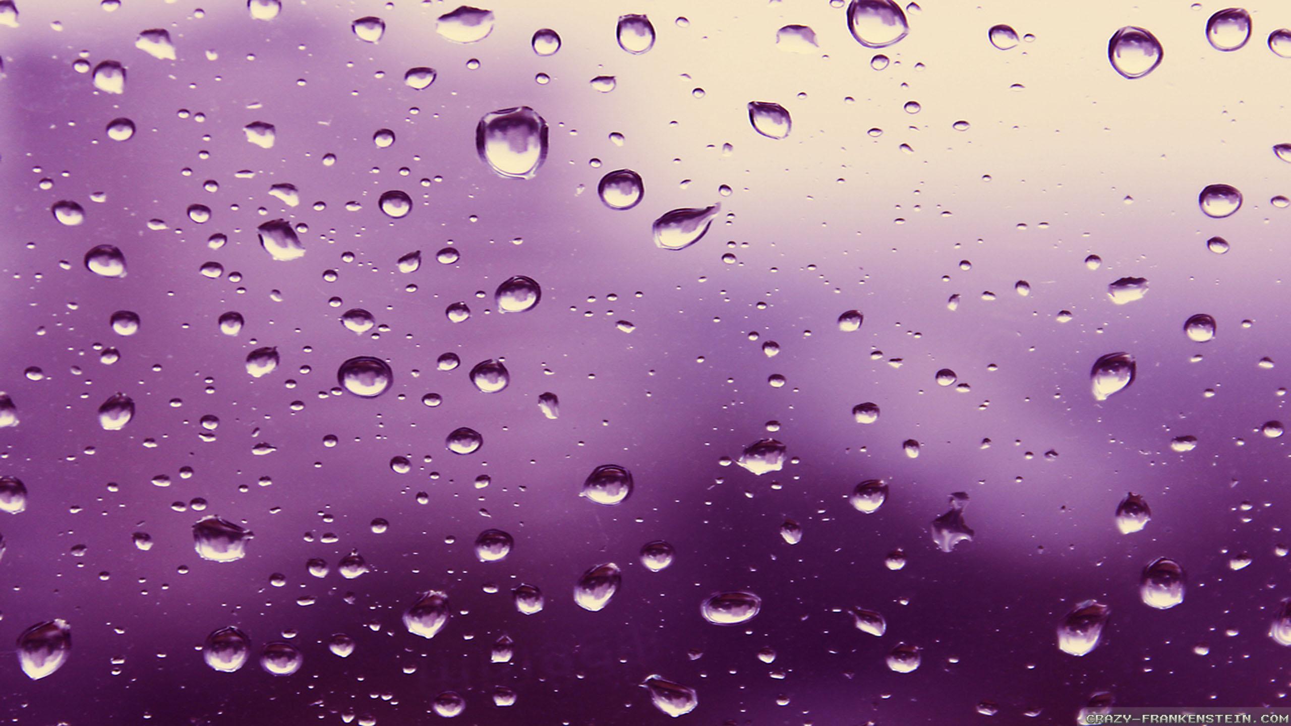 Purple rain wallpaper for Look wallpaper