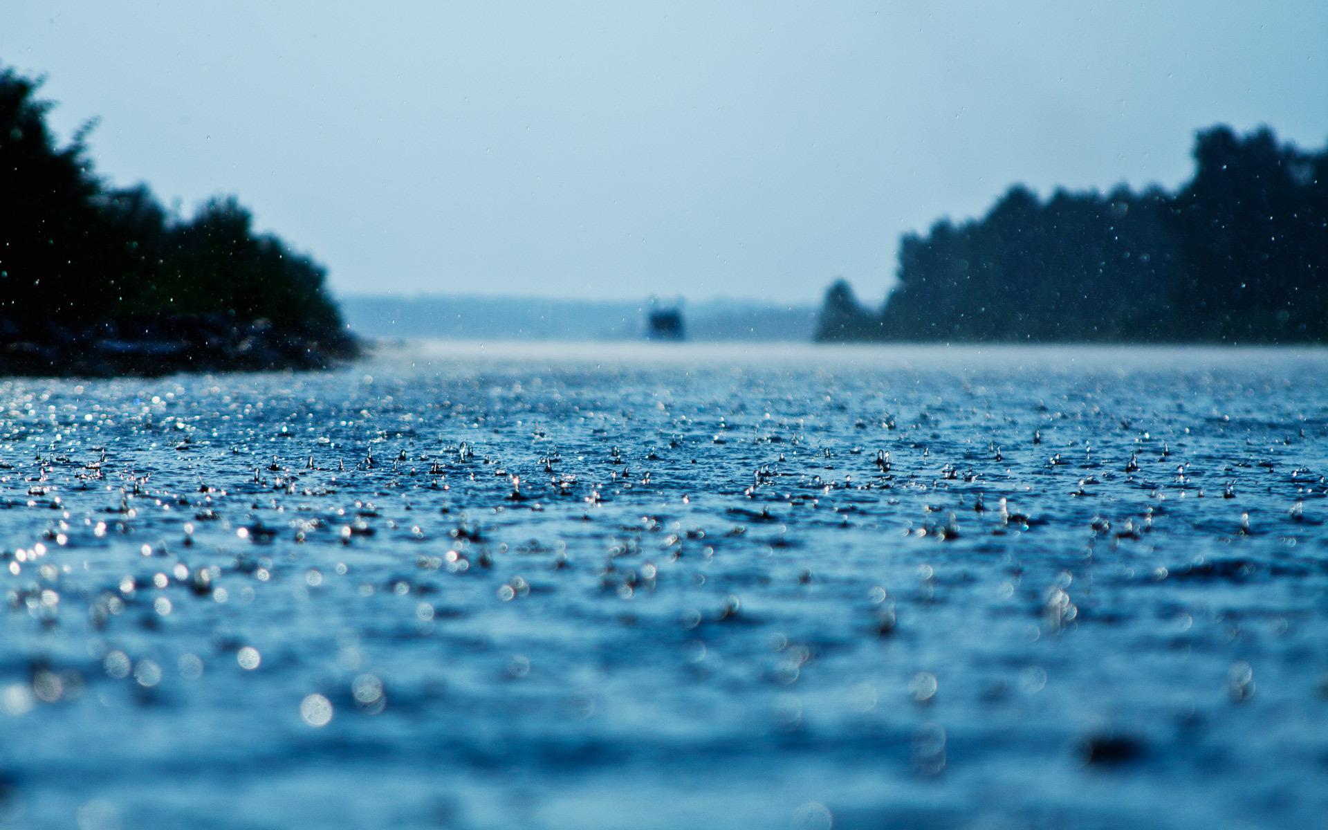 summer rain hd desktop wallpaper : high definition : fullscreen