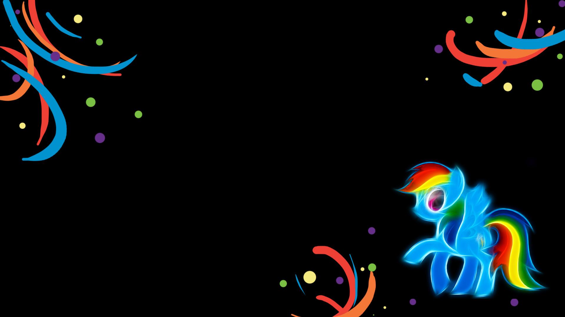 rainbow dash sphere background - photo #2