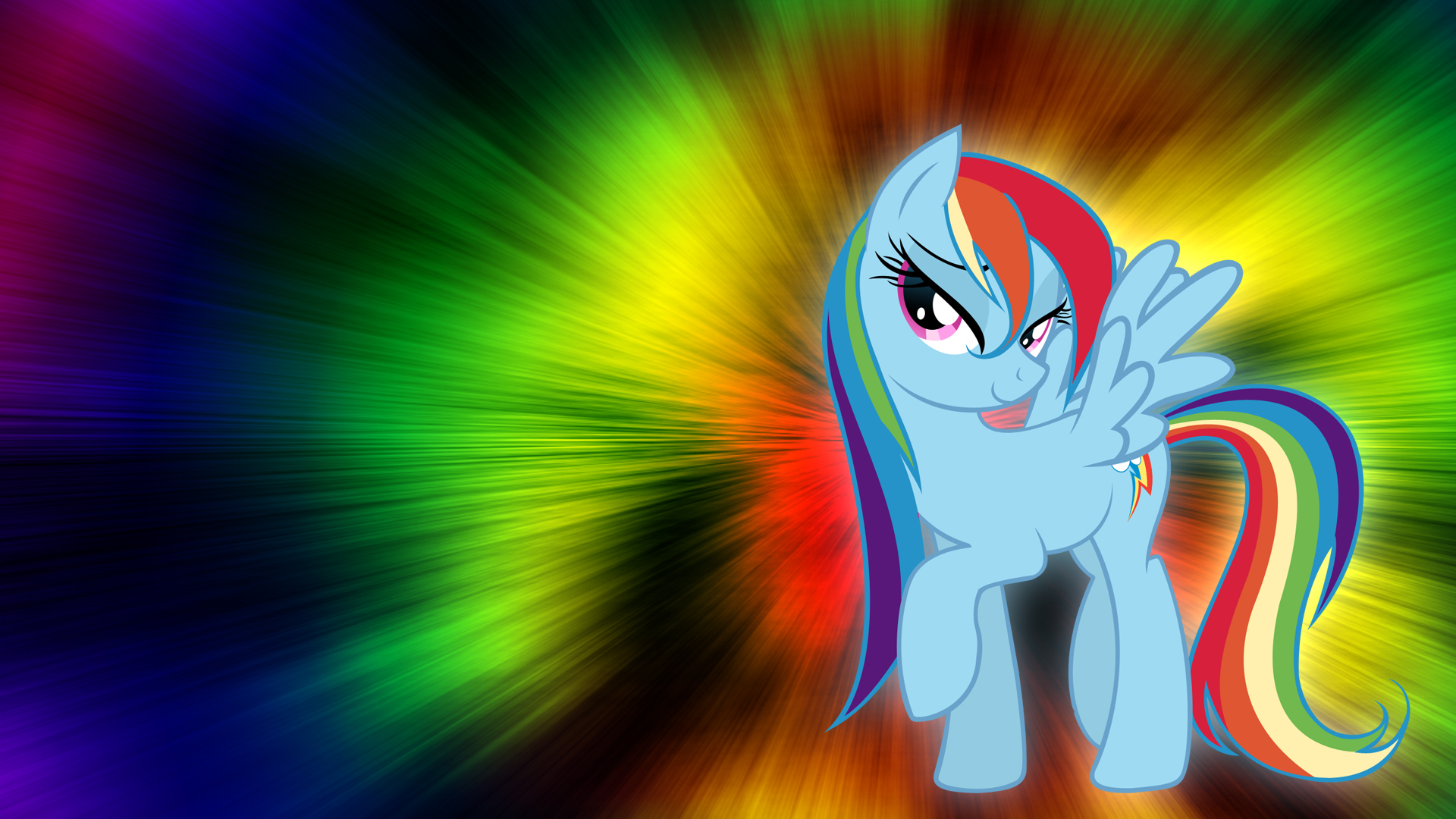 Rainbow Dash Backgrounds Wallpaper 1920x1080