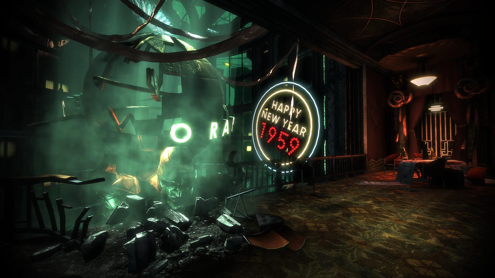 Rapture BioShock Wallpapers 053