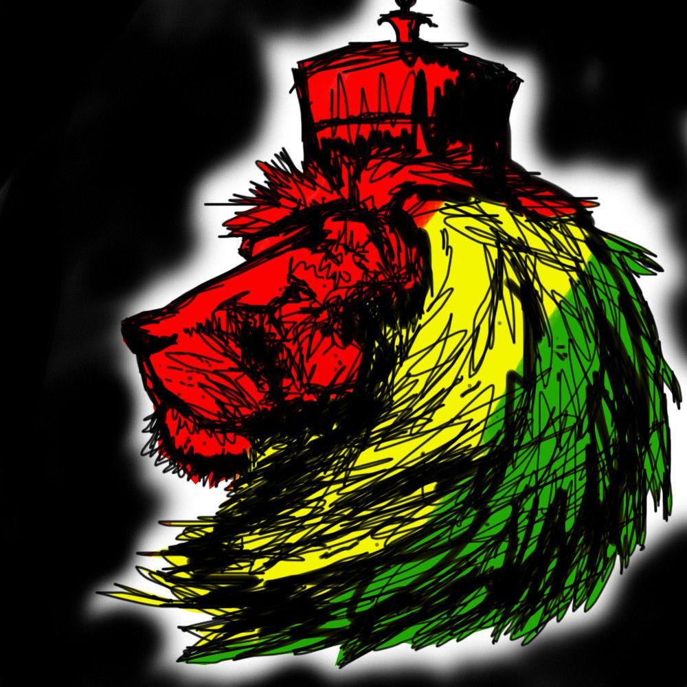 Rasta lion Wallpapers Free by