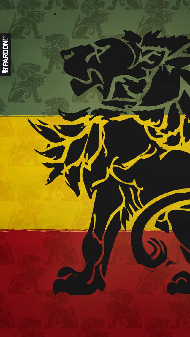 rasta lion wallpaper iphone -#main