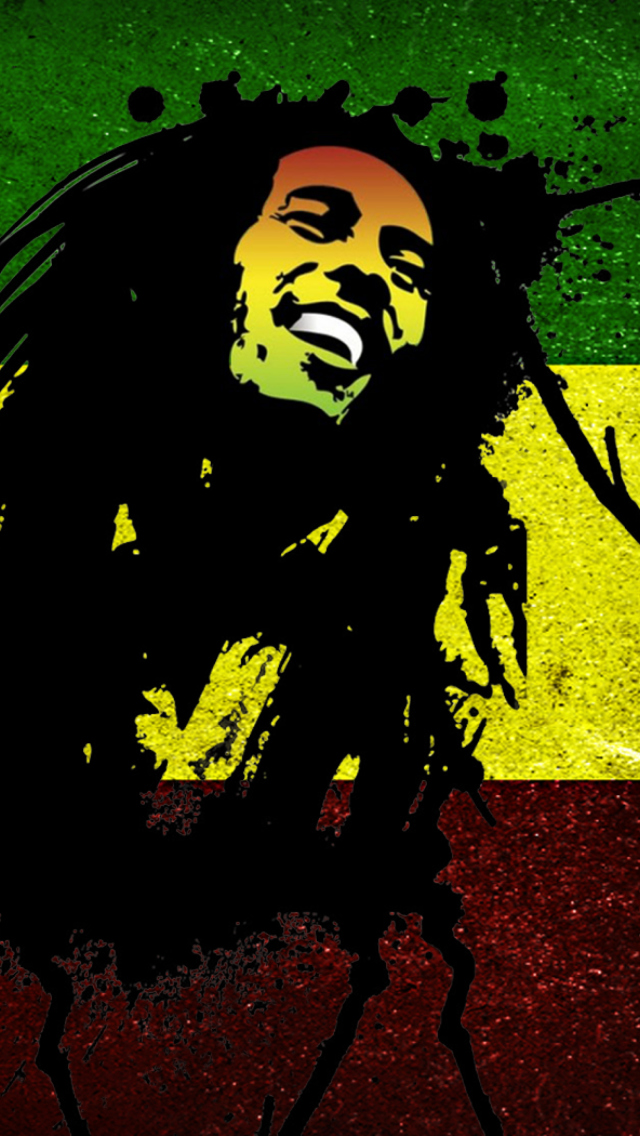 Rasta iPhone Background  wallpaper Rasta Lion Wallpapers  Wallpaper  640x1136