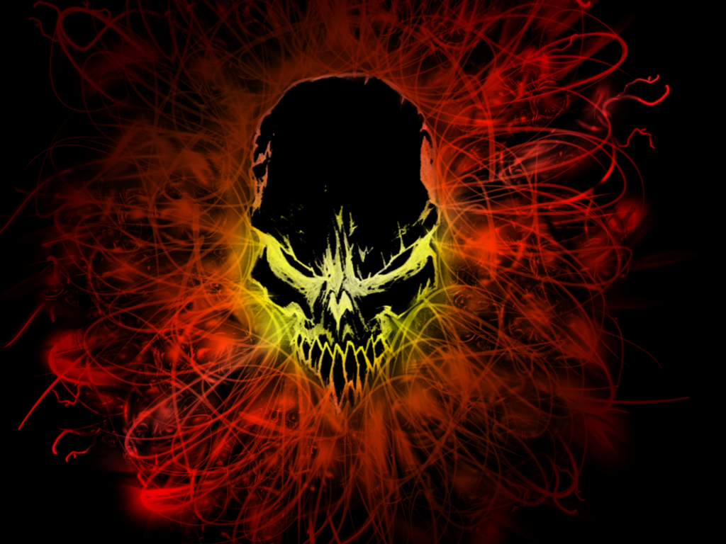 Red And Black Skull Wallpapers 33 Wallpapers Adorable Wallpapers