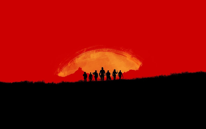 New Desktop Wallpaper Red Dead Redemption Gaming Art Rh Gamingart Nl
