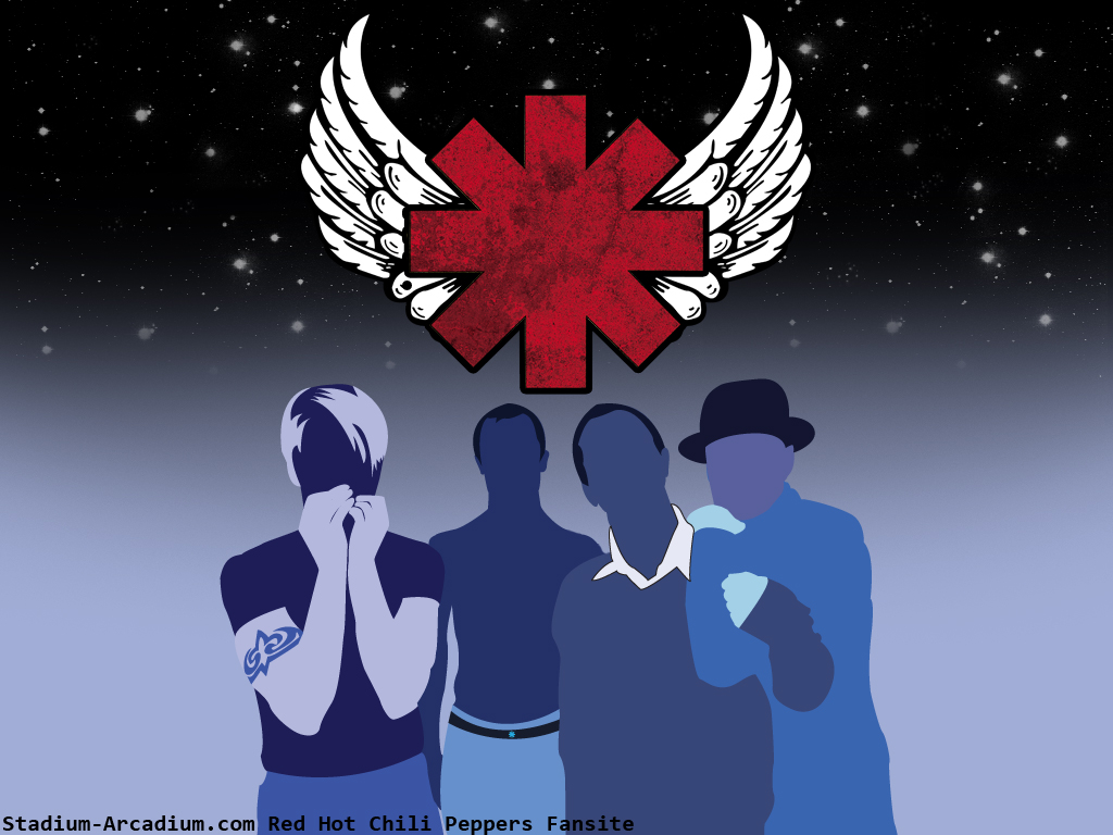 Red Hot Chili Peppers Wallpapers Wallpaper 1024x768