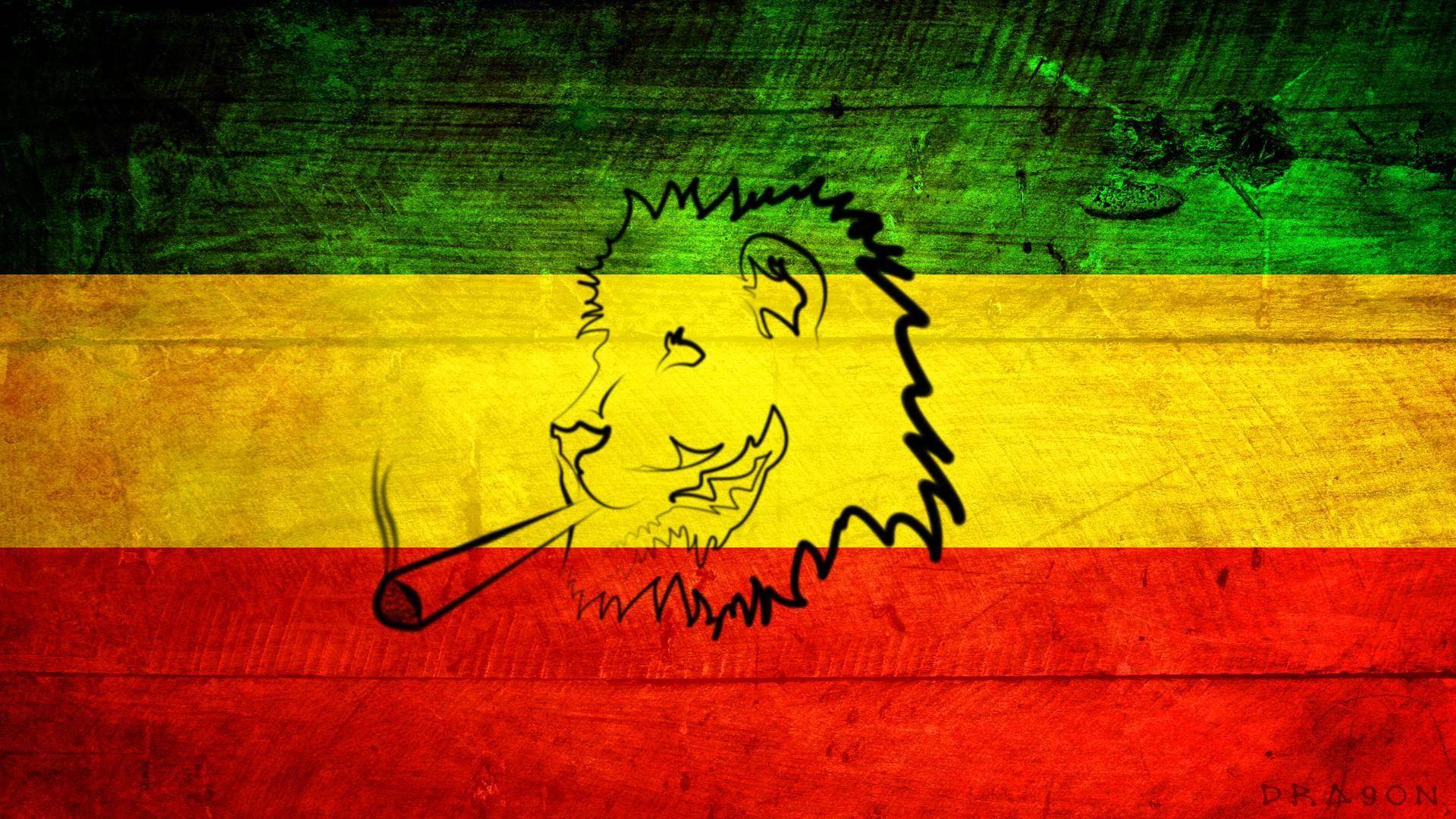 растаманский флаг картинки рамку
