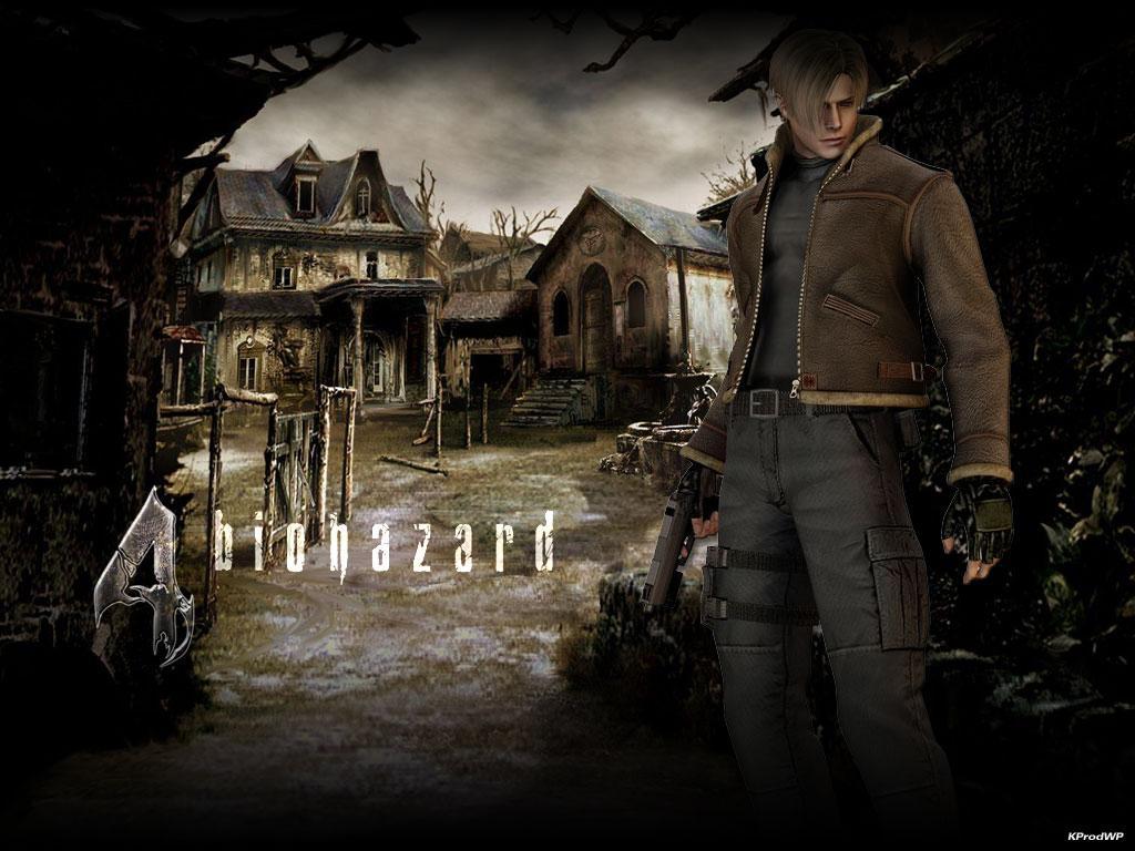 Resident Evil Wallpaper Leon By Mcashe On Deviantart 1024x768