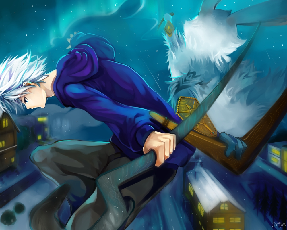 Rise Of The Guardians Computer Wallpapers Desktop Backgrounds