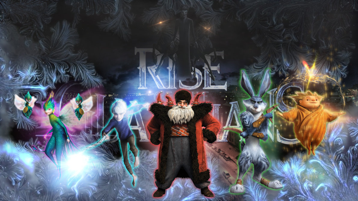 Rise Of The Guardians Frozen Disney G Wallpaper 1191x670