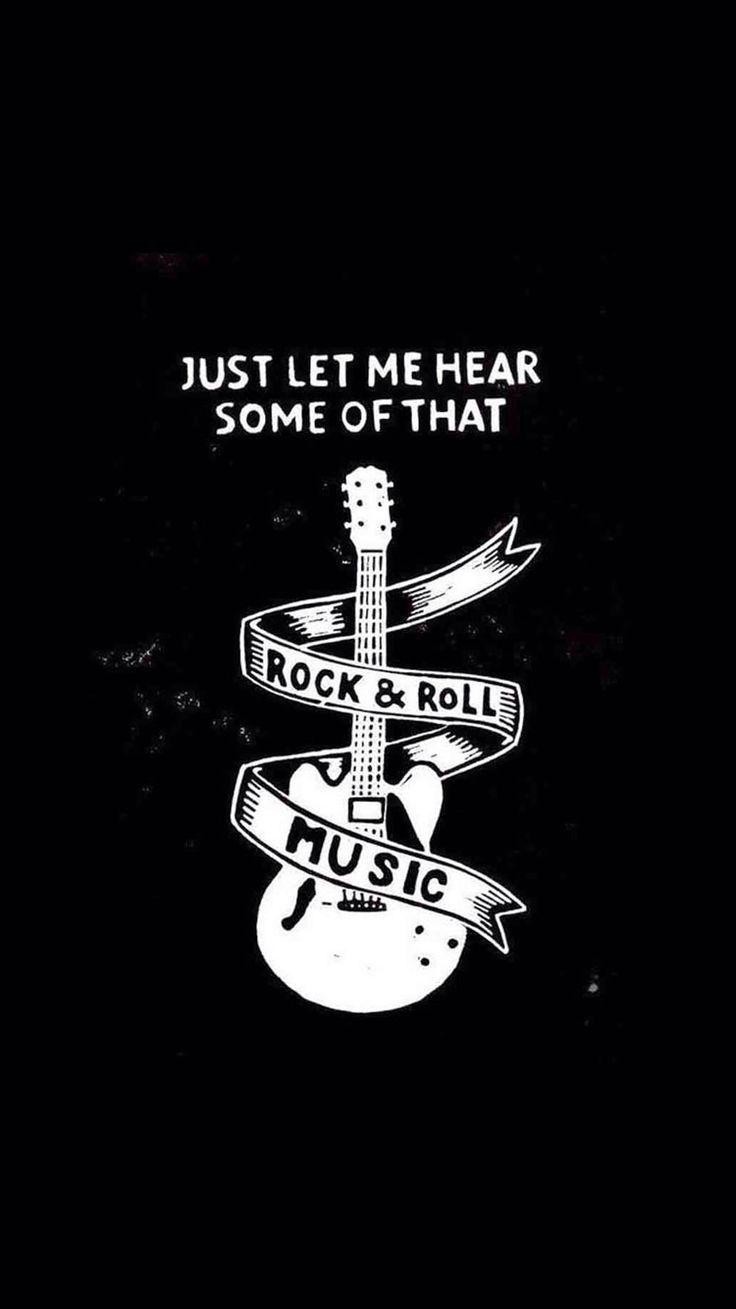 Rock And Roll Wallpaper For Iphone 20 Wallpapers Adorable