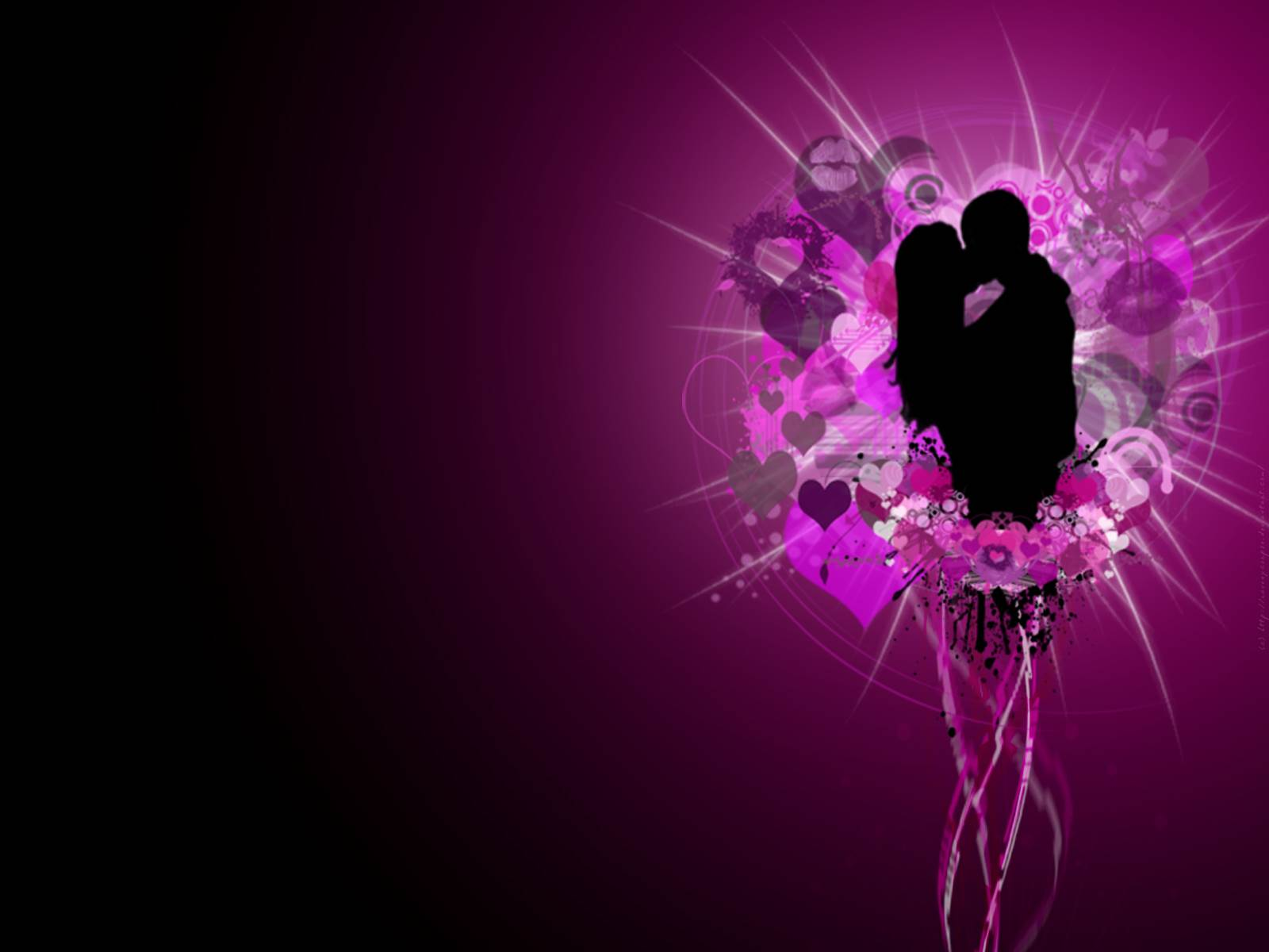 Romantic Love Wallpapers Hd  1600x1200