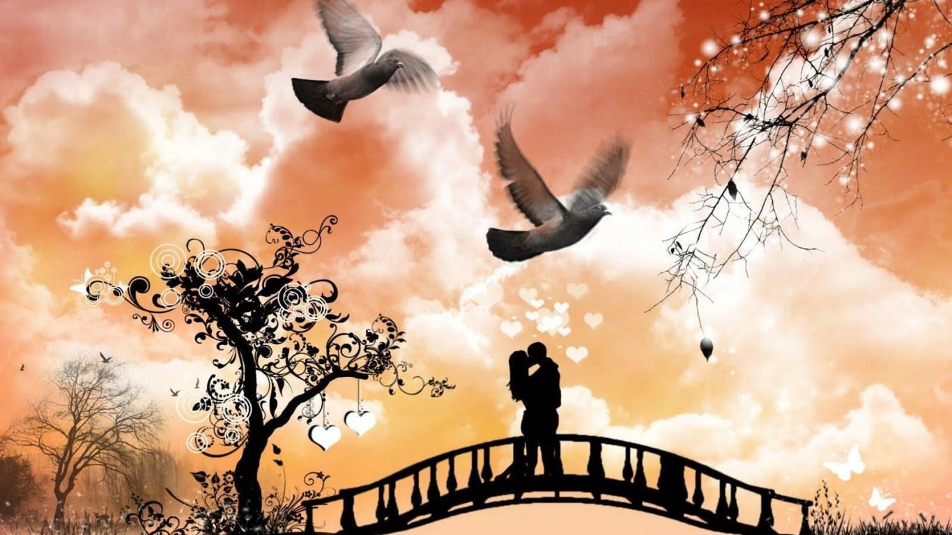 Wallpaper Romantic - QyGjxZ