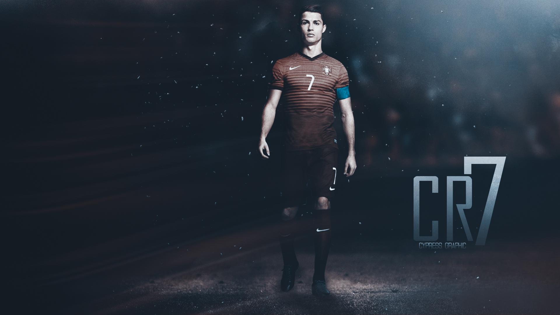 best service 9dc7a a5fa7 Cristiano Ronaldo Orange jersey wallpaper Cristiano Ronaldo ...