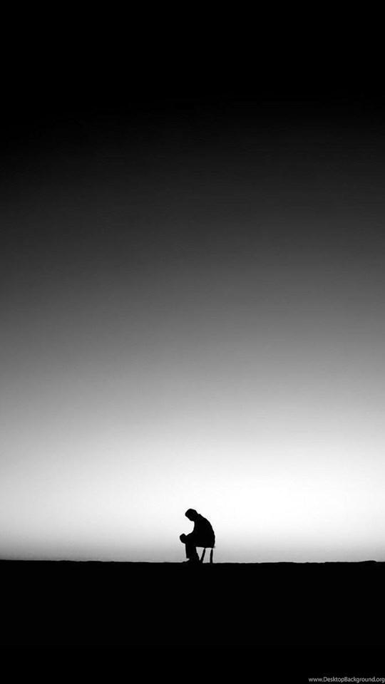 Sad Alone Wallpaper Mobile 25 Wallpapers Adorable Wallpapers