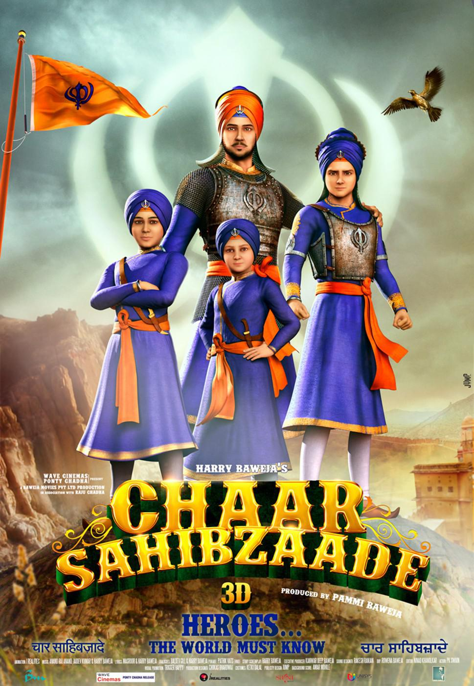 Chaar Sahibzaade Movie Photos Posters Stills Pictures