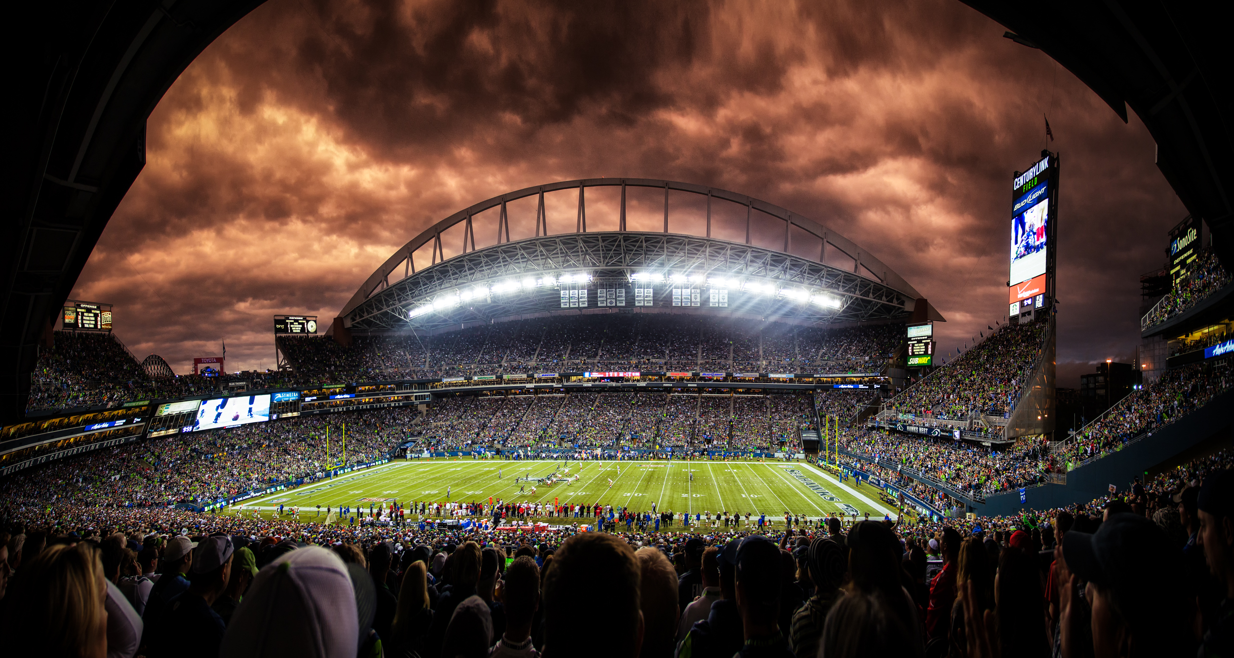 images about Seahawks!!! on Pinterest  Sports wallpapers 2499x1334