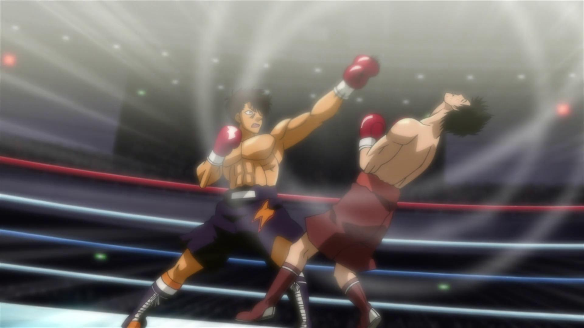 Hajime No Ippo Wallpapers Backgrounds Free Wallpapers