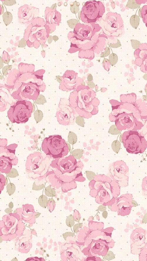Free Wallpaper of Shabby Chic on