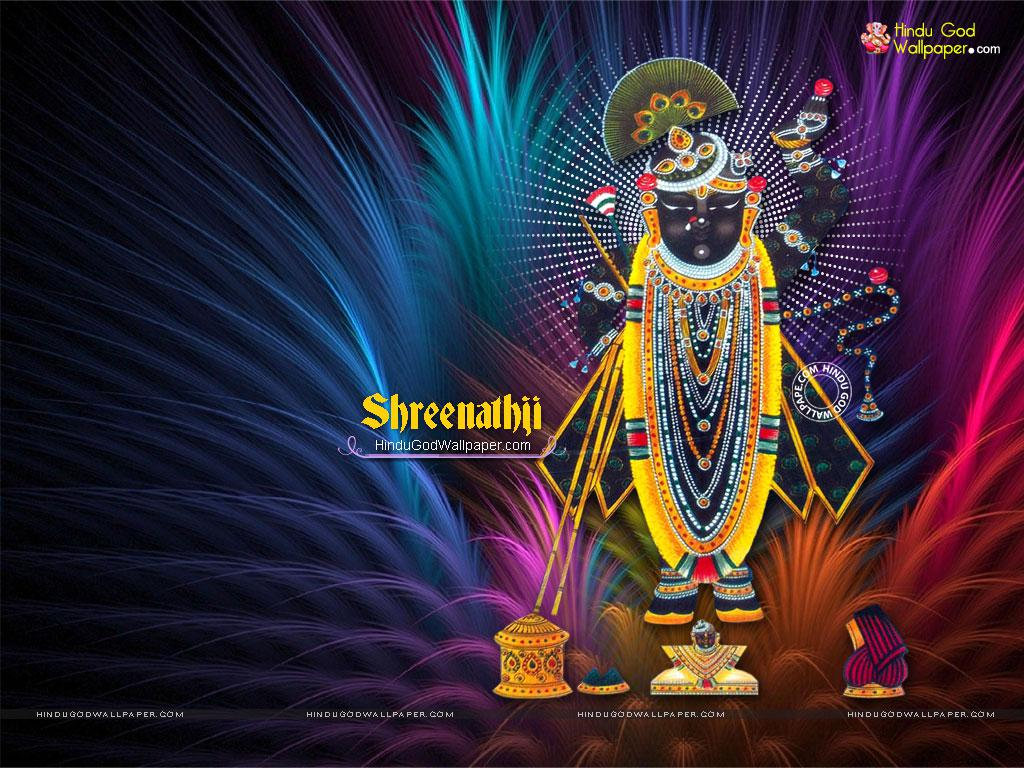 Shrinathji page
