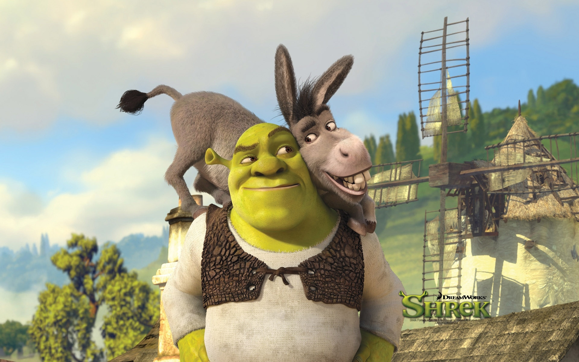 Shrek Images Wallpapers 010