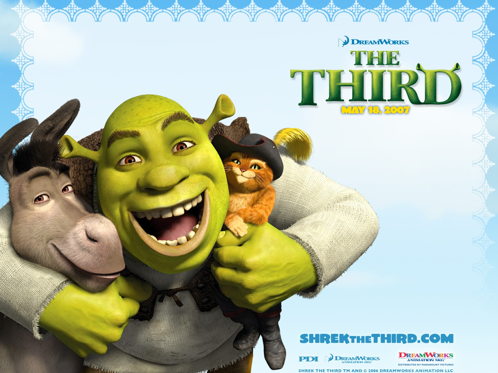 Shrek Wallpaper 1600x1200