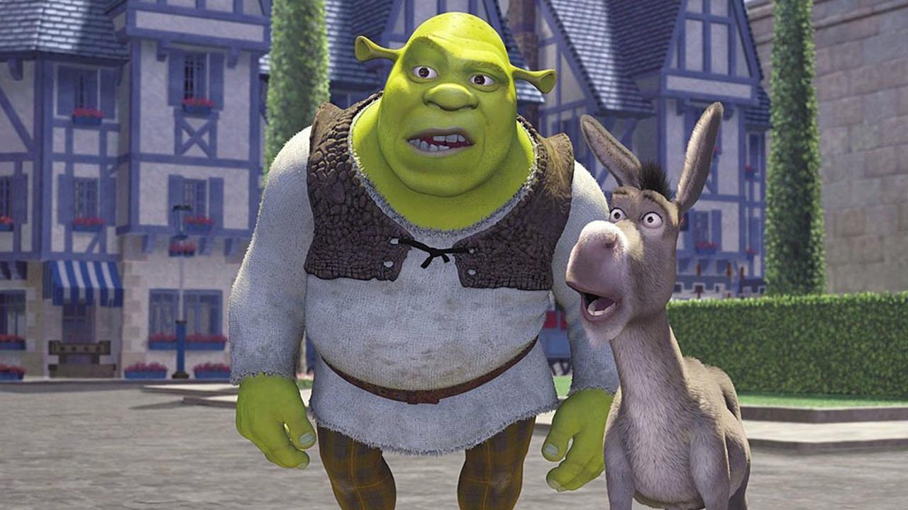 WallpapersWide Shrek And Donkey HD Desktop Wallpaper Widescreen High 1280x720