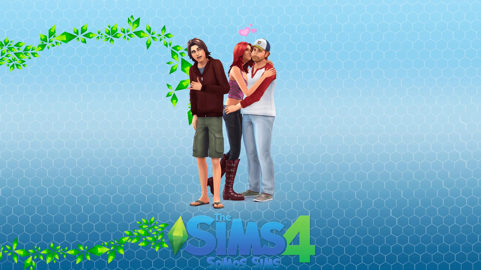 The Sims HD Desktop Wallpaper for K Ultra HD TV