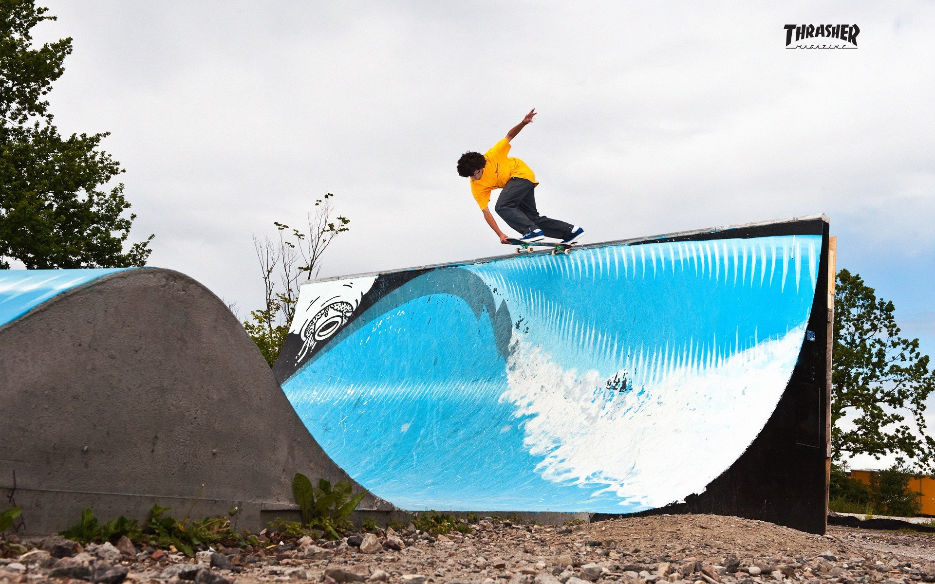 Vans Off The Wall Skateboard Wallpaper Wallpapers Kid 1920x1200