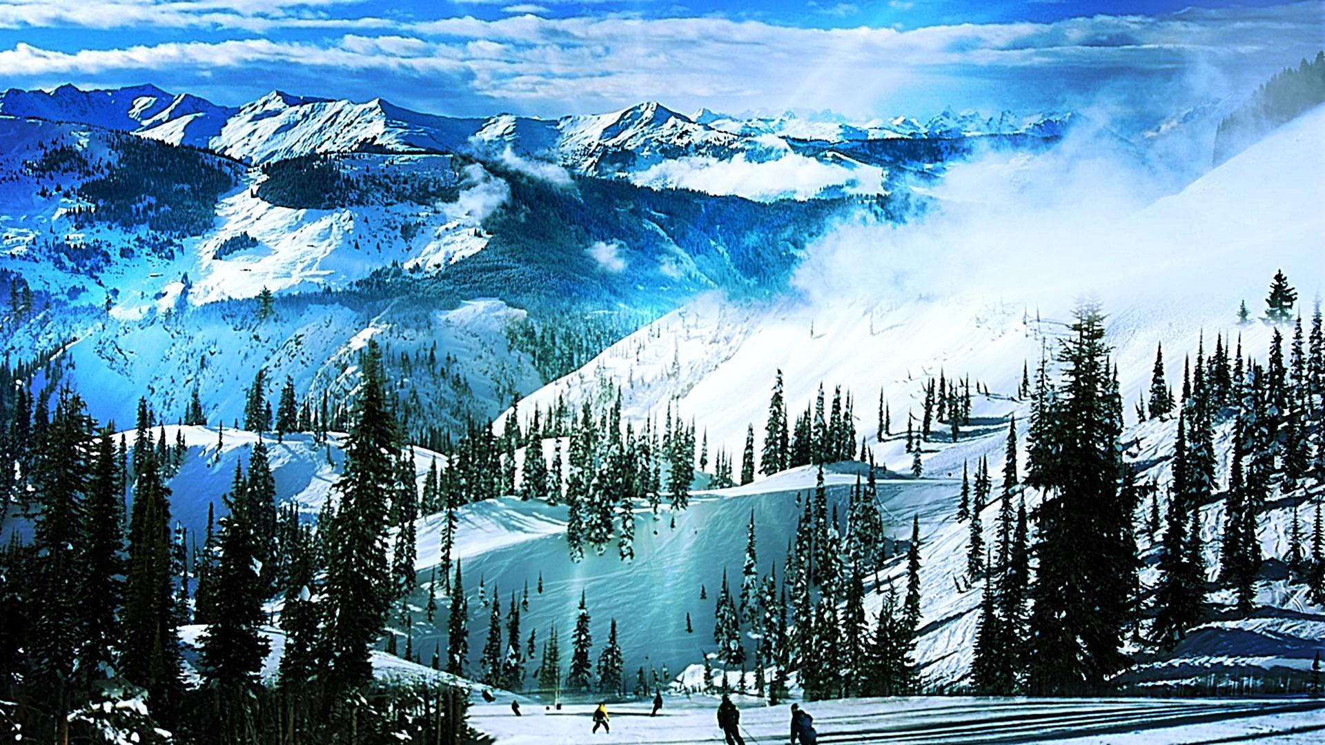Ski Wallpaper 1920x1080