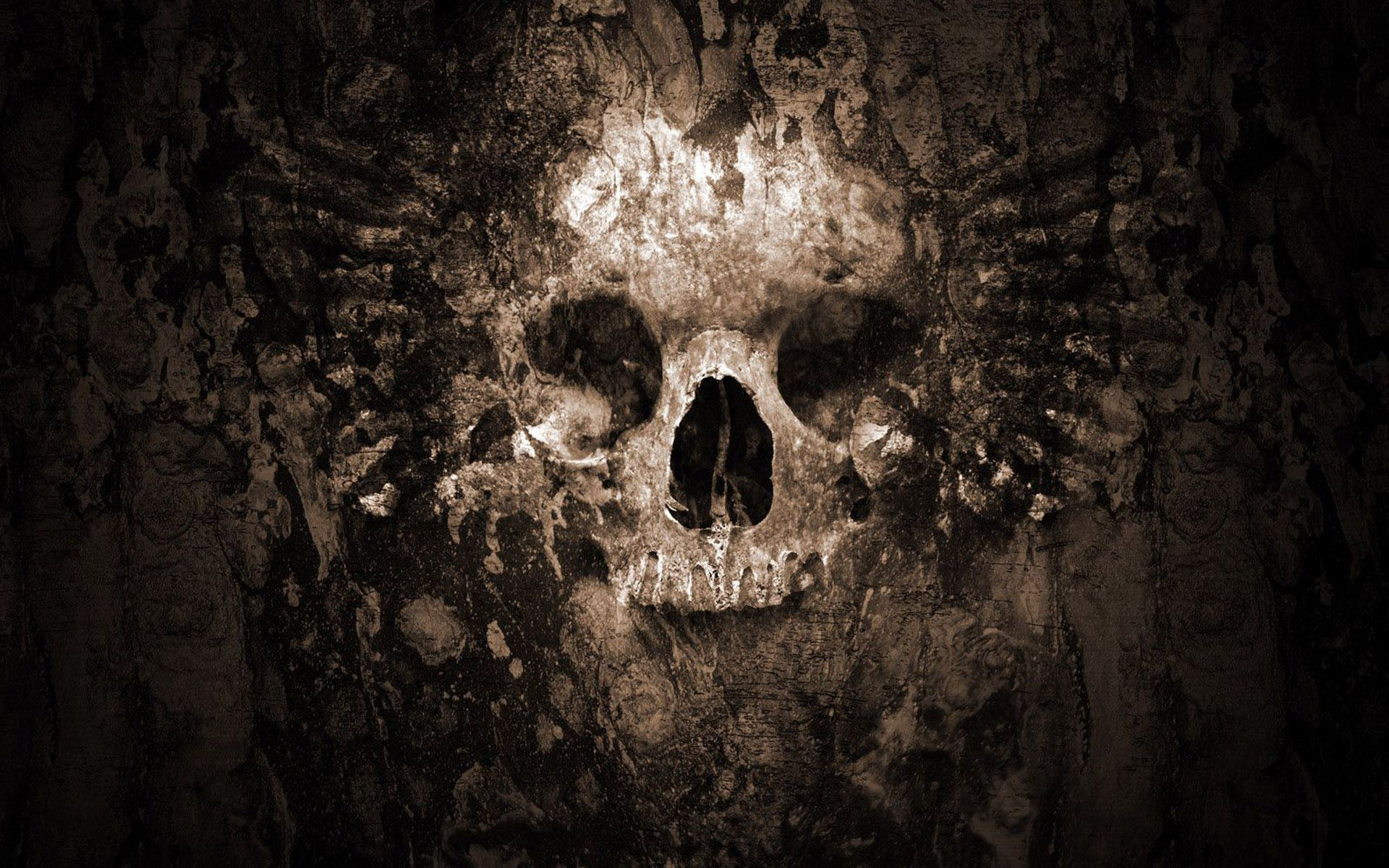 Cool HD Skull Wallpapers Group 1920x1200