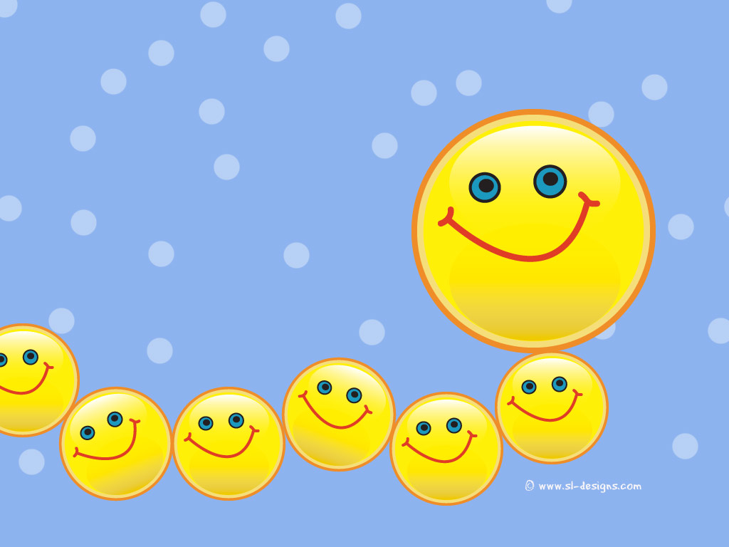 Missing Beats of Life: Smiley HD Wallpapers and Images 1024x768