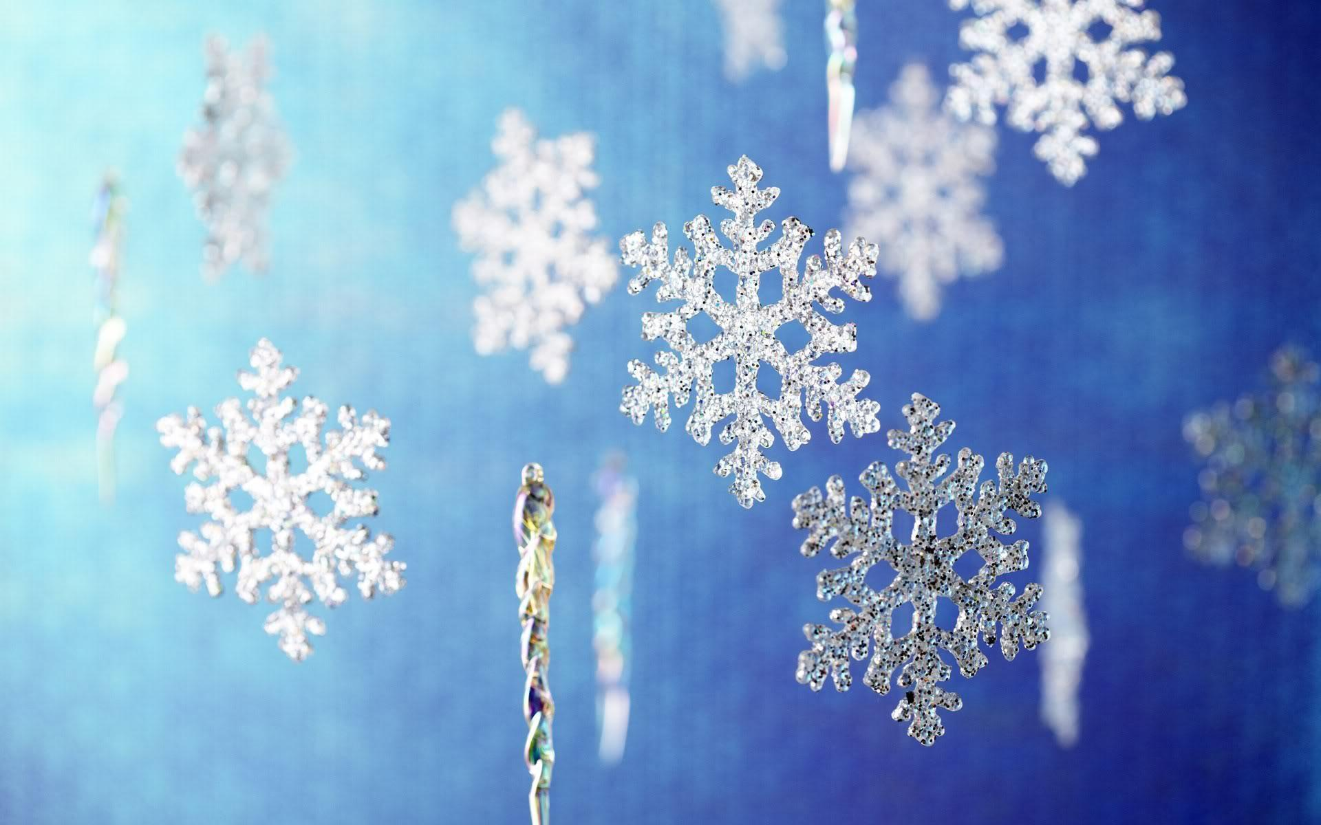 Snowflake Desktop Backgrounds Group 1920x1200