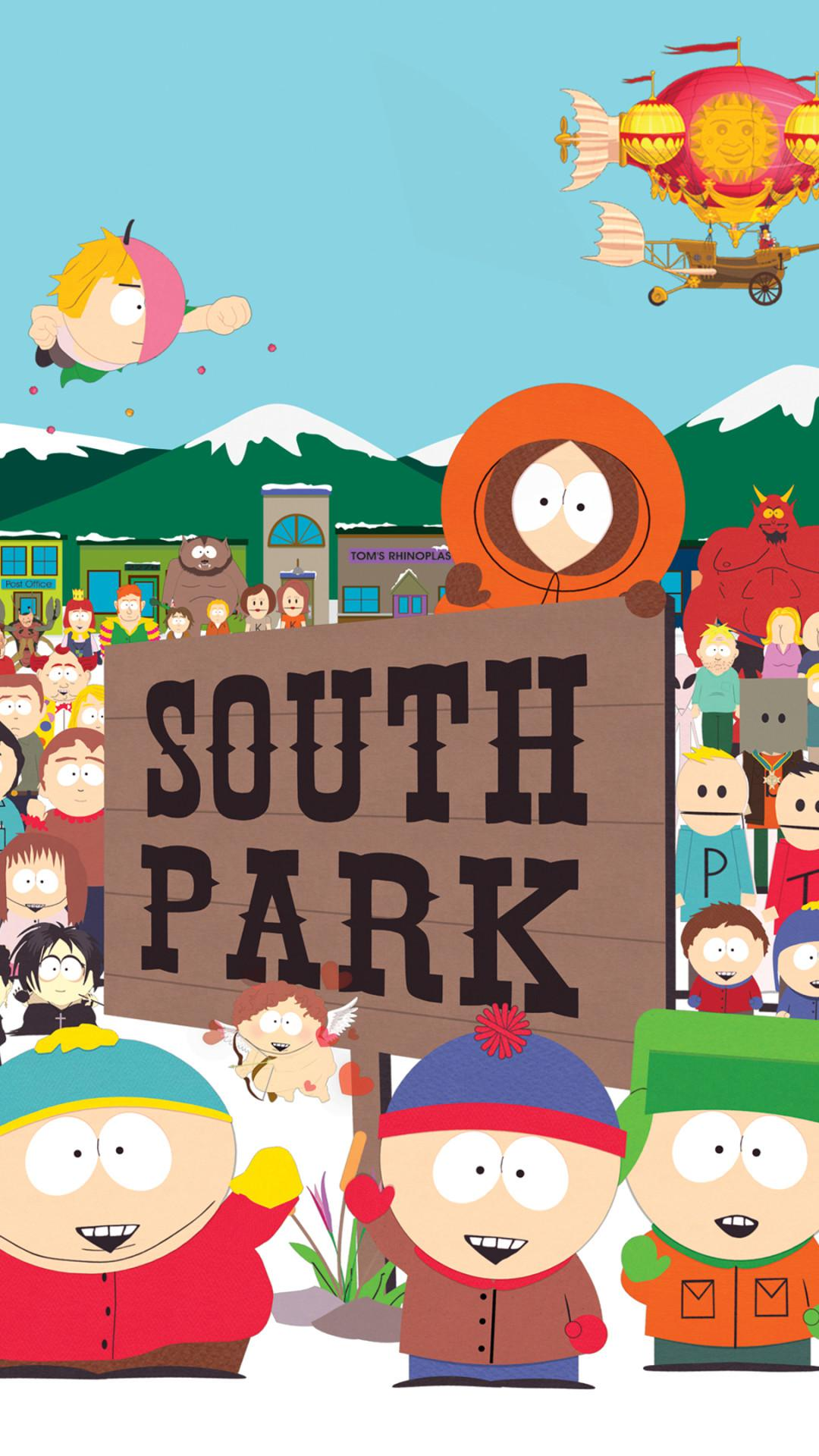 Download South Park iPhone Wallpaper South Park South