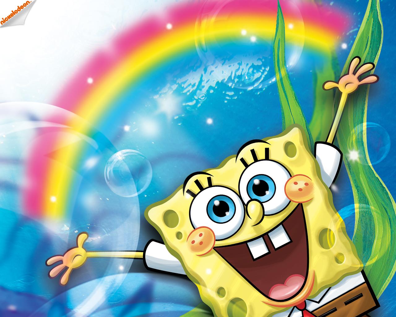 Spongebob Squarepants Wallpaper 017