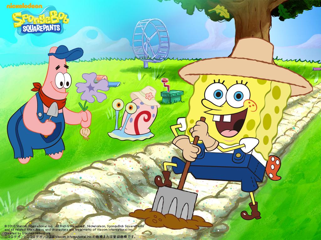 spongebob squarepants wallpaper 52 wallpapers u2013 adorable wallpapers