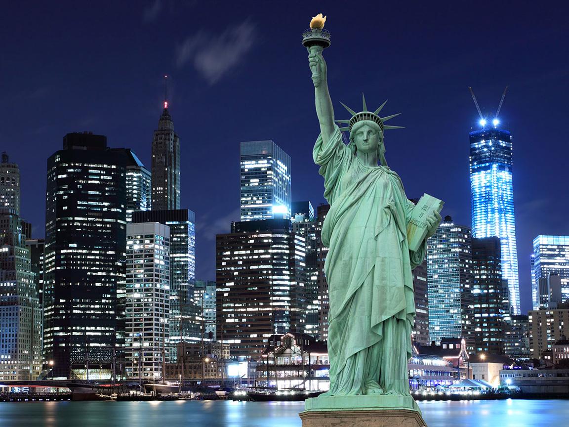 него красивые картинки статуя свободы чаще всего малые
