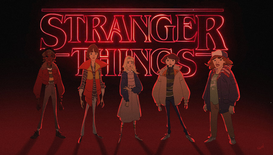 Stranger things wallpapers 20 wallpapers adorable - Stranger things desktop wallpaper ...