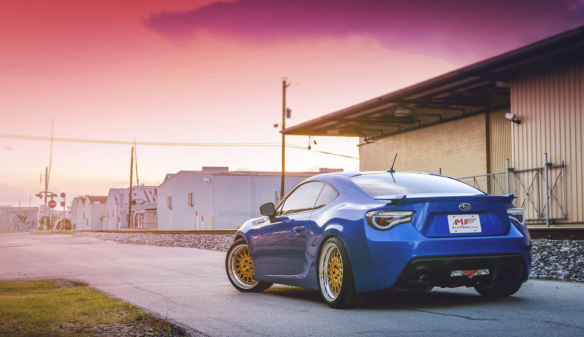 BRZ iPhone Wallpaper The Fourth Photography