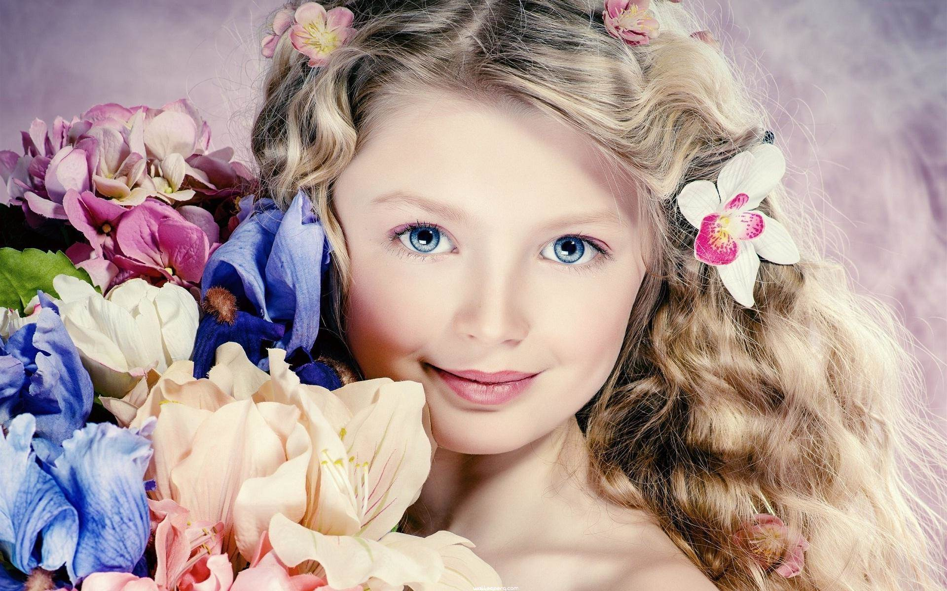 Most Beautiful Baby Girl Wallpapers Hd Pictures Uamp Images Hd 1920x1200