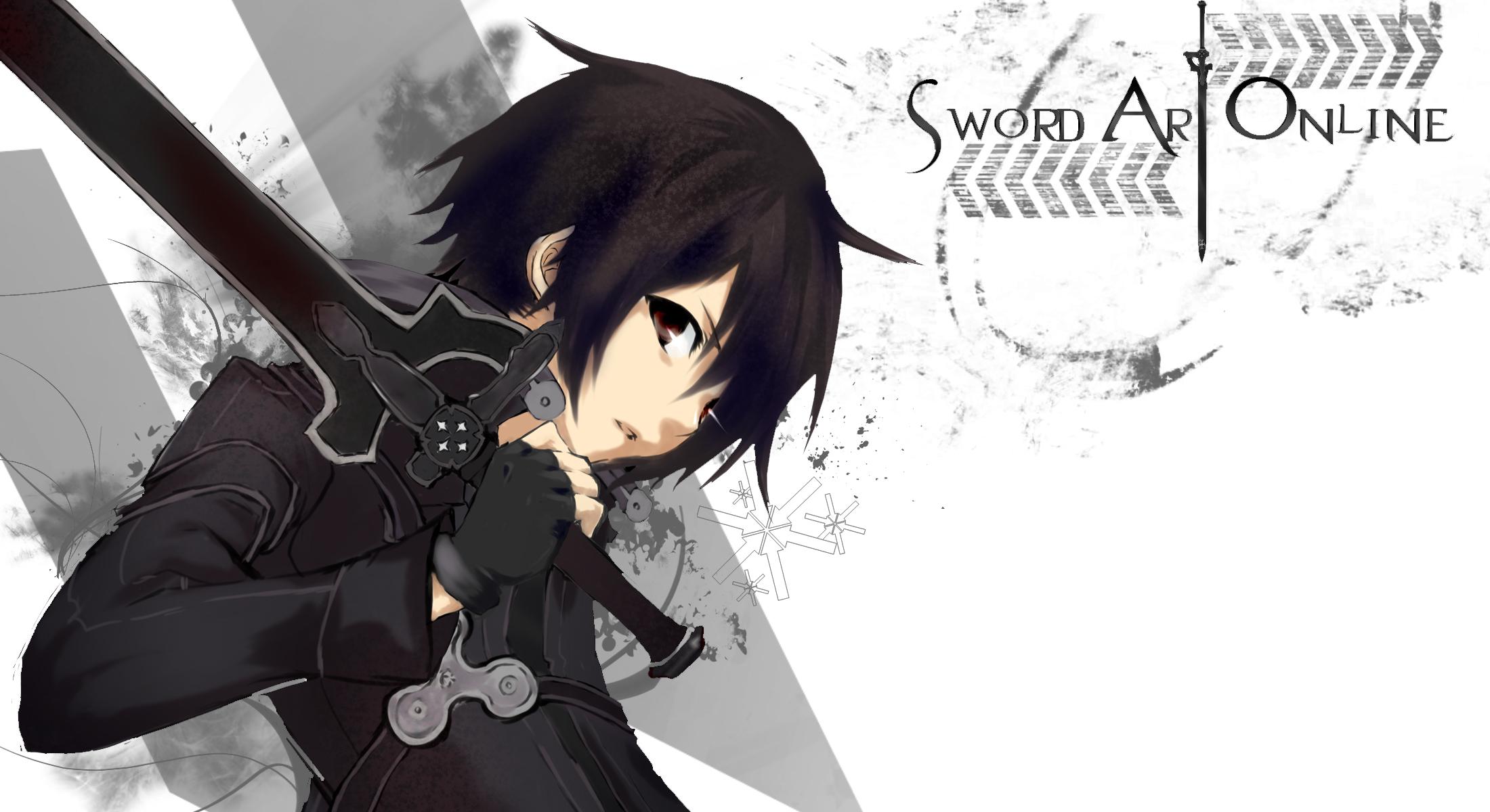 Kirito (Sword Art Online) - Wikipedia