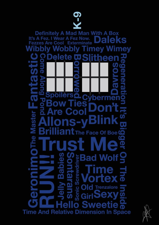 TARDIS Desktop Backgrounds Wallpaper