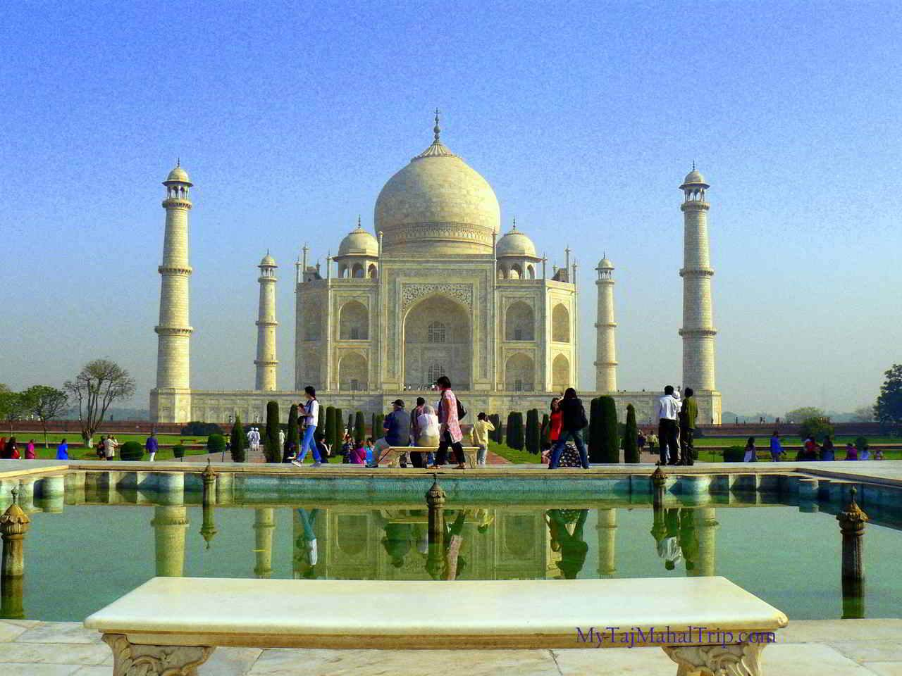 Taj Mahal Wallpaper Hd Travel Wallpapers For Mobile And Desktop 1280x960