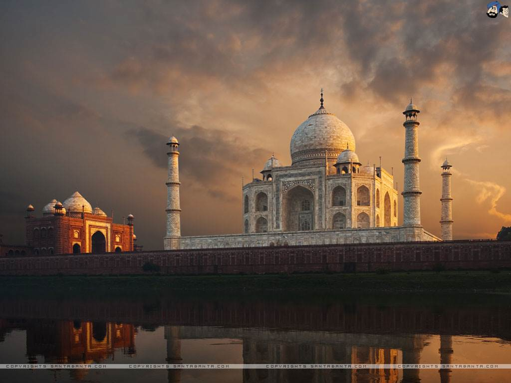 Taj Mahal Latest Desktop Screen HD Wallpapers  HD Wallapers for Free 1024x768