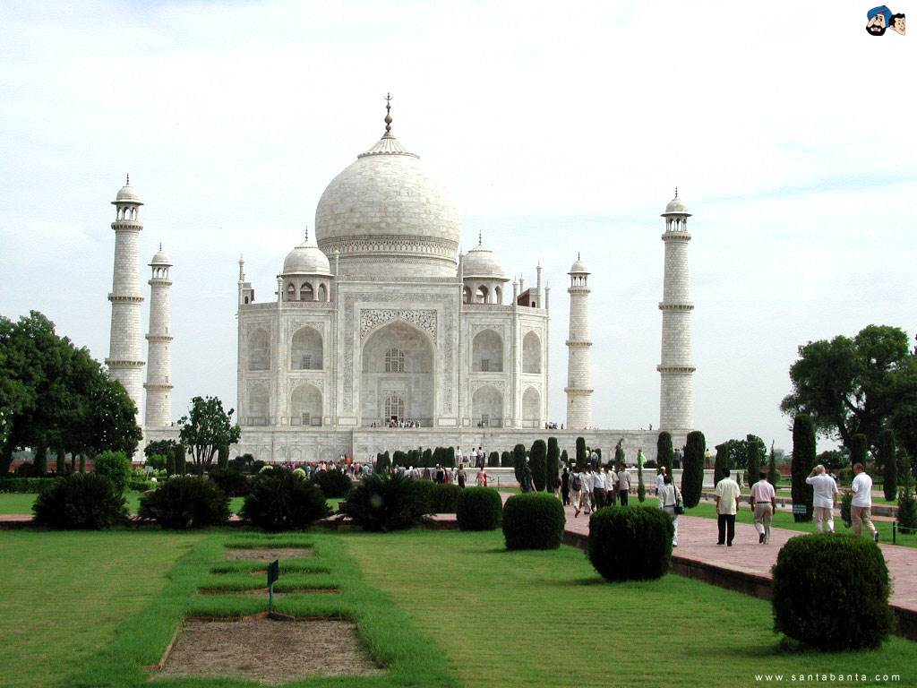Top  Taj Mahal HD Wallpapers  HD Wallpapers Pop 1024x768