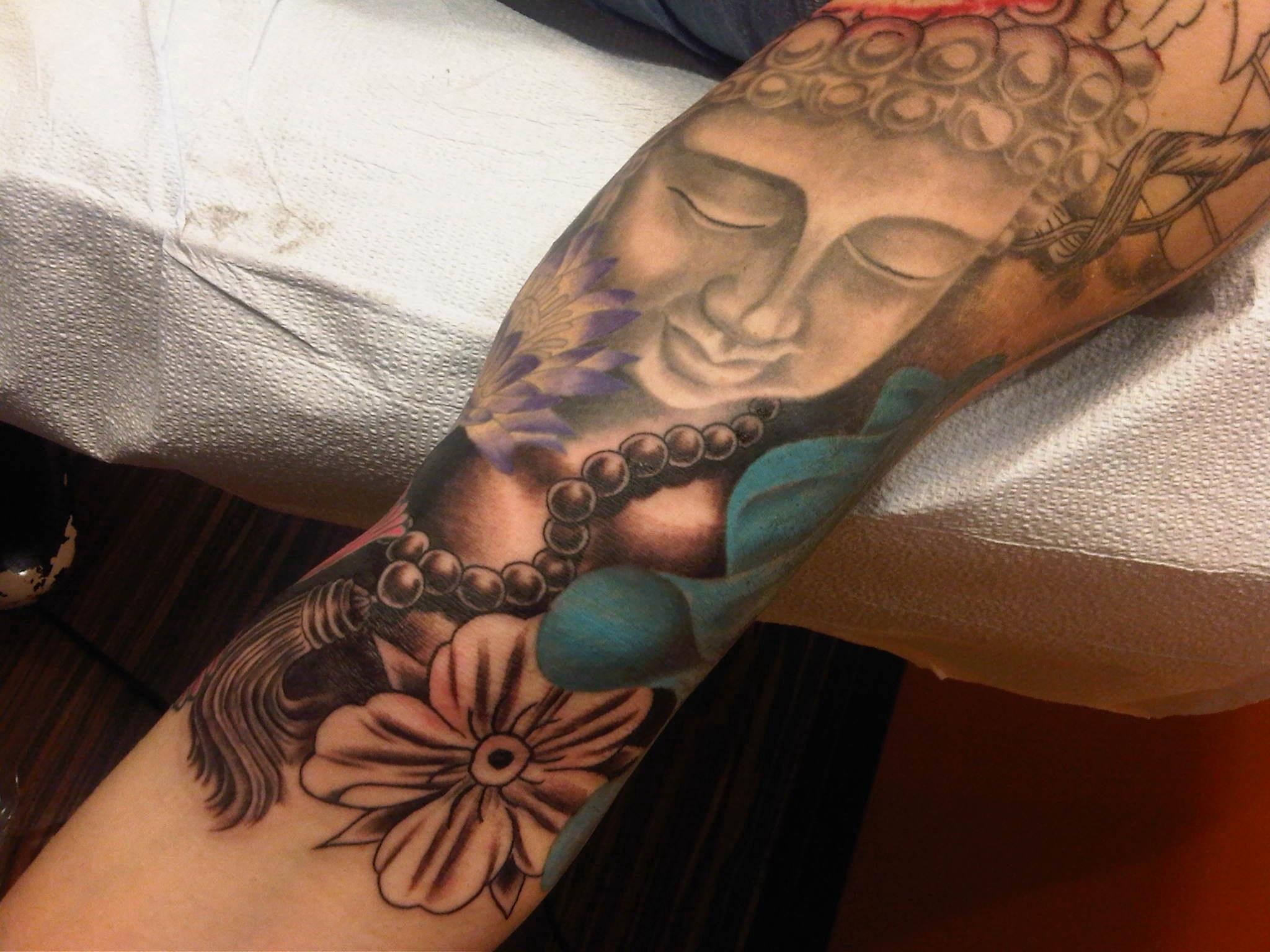 Download Design Tribal Gear Tattoo D Art Wallpaper Black Free 2048x1536