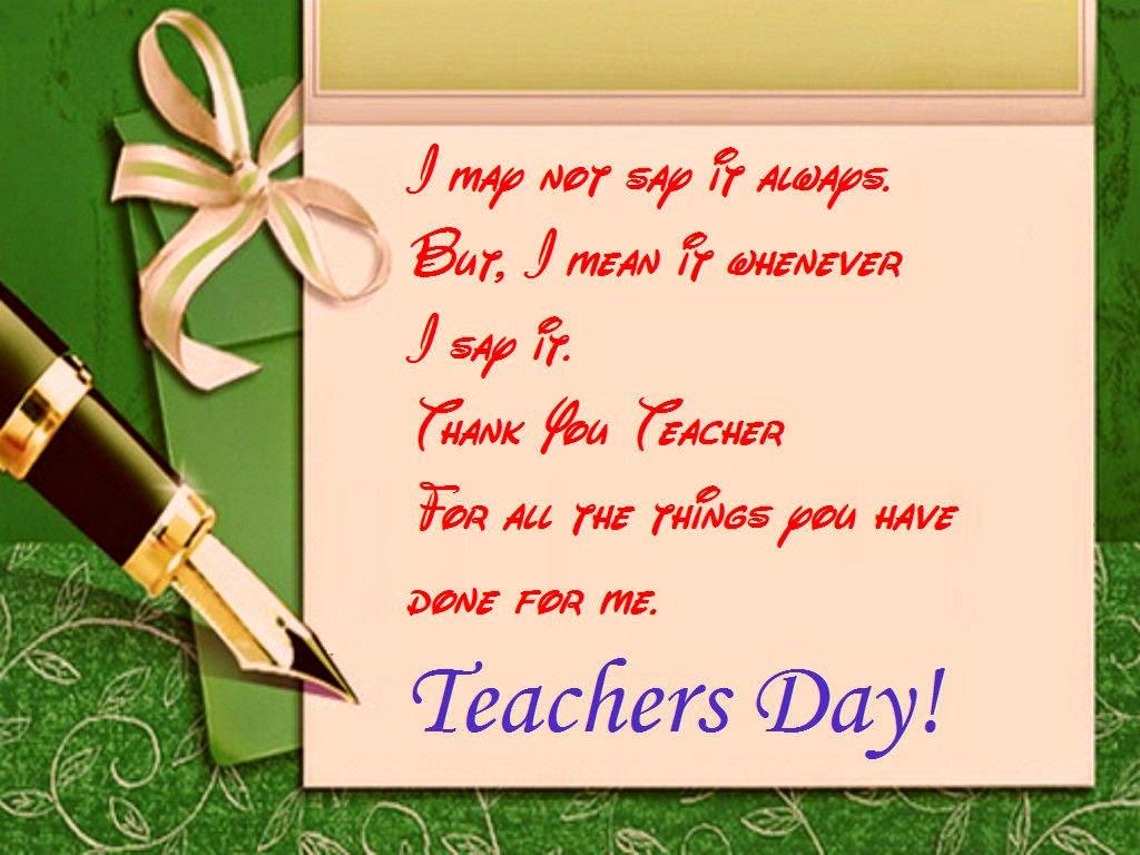 Latest Happy Teachers Day Wishes HD Happy Teachers Day ...