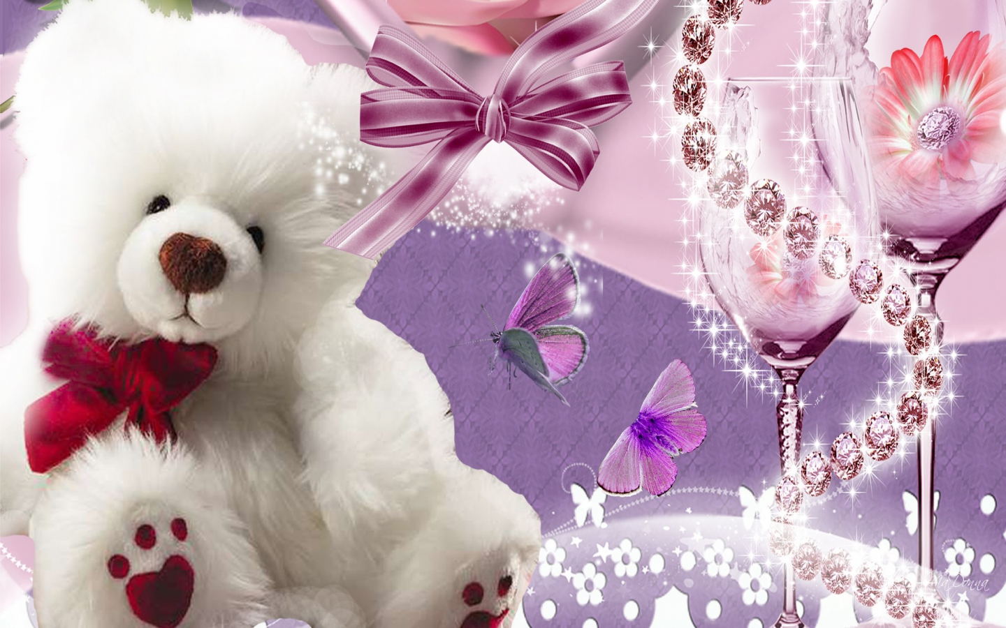 teddy bear wallpapers hd pictures one hd wallpaper pictures 1440x900
