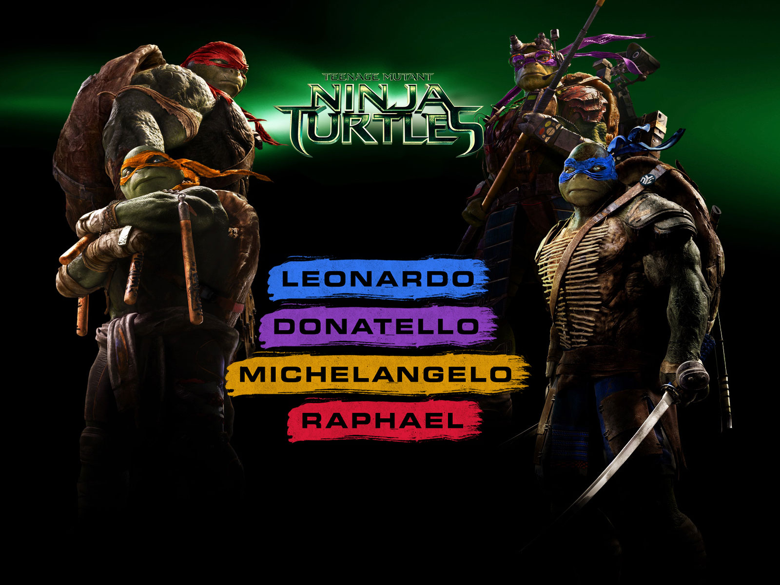 Desktop Ninja Turtles Hd Wallpapers Pixelstalk Teenage Mutant